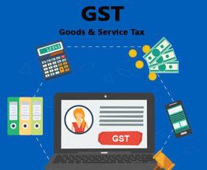 GST registration application
