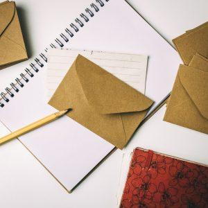 Envelope design service