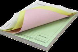 bill book design service