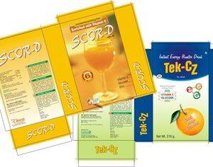 product label design service