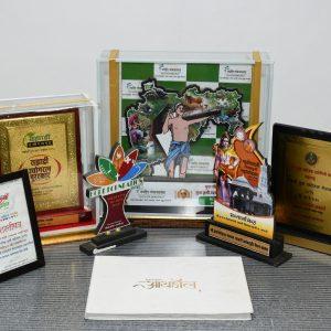 Awards won by Chawadi