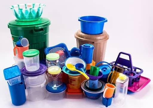 Plastic product manufacturing