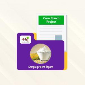 Corn Starch Sample Project Report