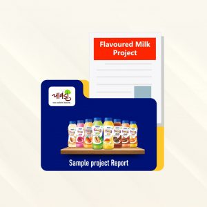 Flavoured Milk Sample Project Report