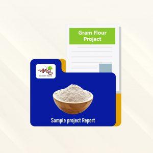 Gram Flour Sample Project Report
