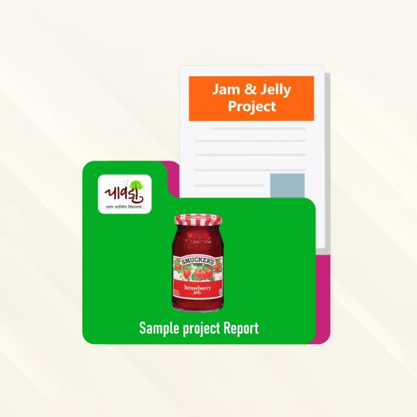 Jam & Jelly Sample Project Report