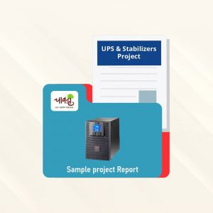 UPS & Stabilizers Sample Project Report