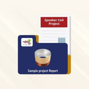 Speaker Coil Sample Project Report