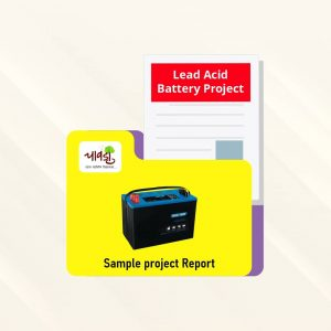 Lead Acid Battery Sample Project Report
