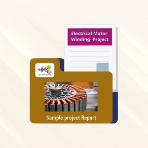 Electrical Motor Winding Sample Project Report