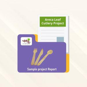 Areca Leaf Cutlery Sample Project Report