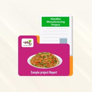 noodles manufacturing SRP