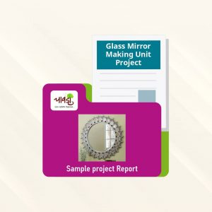 Glass Mirror Making Unit SPR
