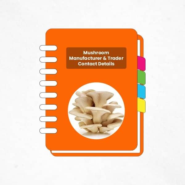 Mushroom Manufacturer & Trader Contact Details