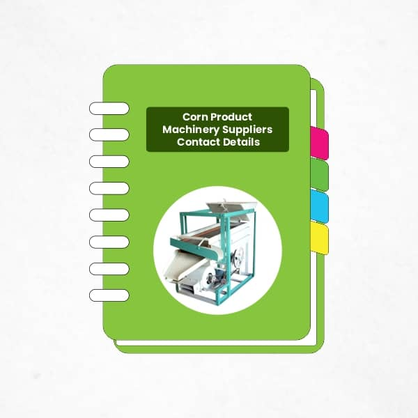 Corn Product Machinery suppliers