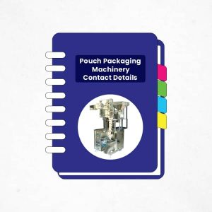 Pouch Packaging Machinery Supplier contact Details