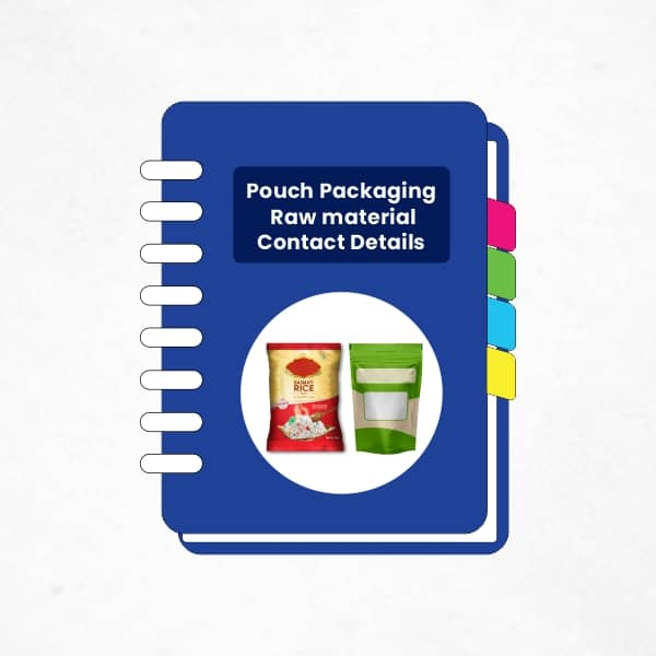 Pouch Packaging Suppliers contacts